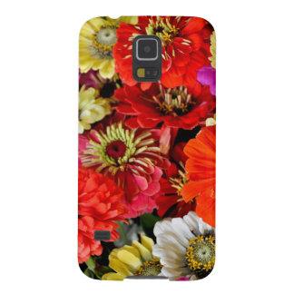 Bunter Dahlie-Blumendruck Galaxy S5 Cover
