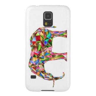 Bunter Elefant Hülle Fürs Galaxy S5