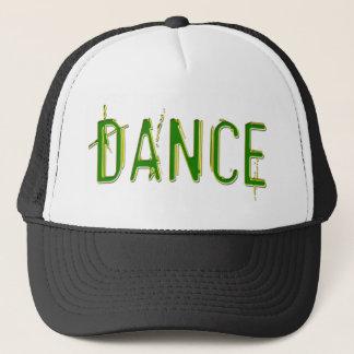 Bunter Entwurf des Tanzes! Truckerkappe