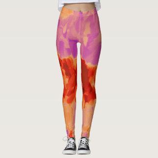 Bunter Farben-Spritzer #27 Leggings