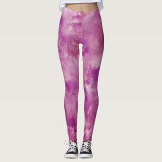 Bunter Farben-Spritzer #2 Leggings
