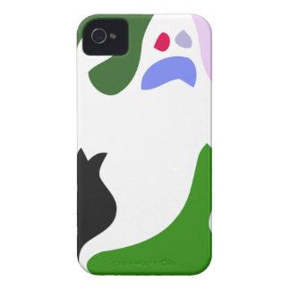 bunter Geist Case-Mate iPhone 4 Hülle