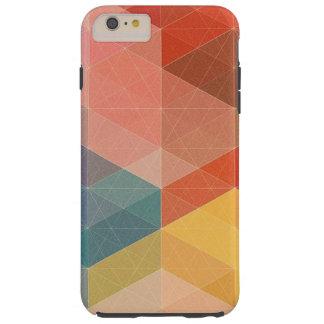 Bunter geometrischer iPhone 6 Kasten, iPhone 6S Tough iPhone 6 Plus Hülle