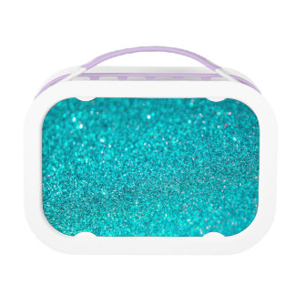Bunter Glitter-glänzende Diamanten Brotdose