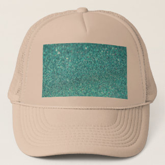 Bunter Glitter-glänzende Diamanten Truckerkappe