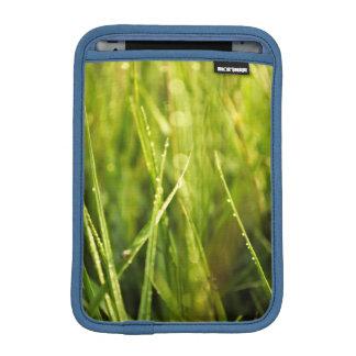 bunter grüner natürlicher abstrakter Entwurf im Sleeve Für iPad Mini