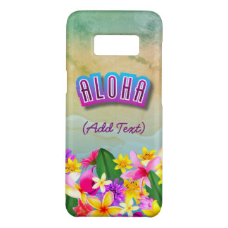 Bunter Hawaii-Strand themenorientiert Case-Mate Samsung Galaxy S8 Hülle