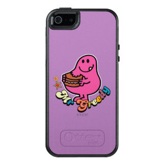 Bunter Herr Greedy Eating OtterBox iPhone 5/5s/SE Hülle
