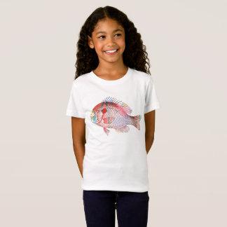 Bunter Karpfen T-Shirt