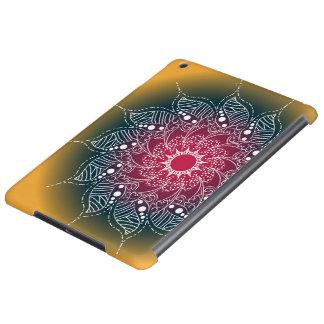 Bunter Mandala, der iPad Air ケース zeichnet
