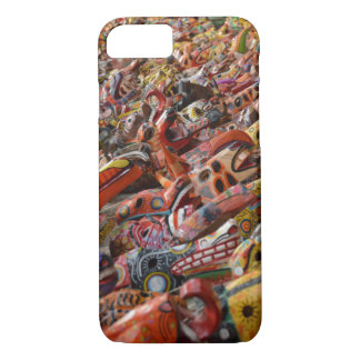 Bunter Mayamasken-Telefon-Kasten iPhone 8/7 Hülle