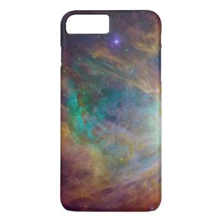 Bunter Nebelfleck iPhone 8 Plus/7 Plus Hülle