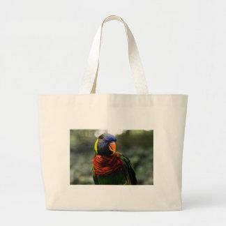Bunter Parakeet-Tassen-Schuss Tasche