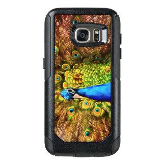 Bunter Pfau OtterBox Samsung Galaxy S7 Hülle