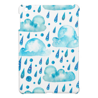 Bunter regnerischer Tag iPad Mini Hülle