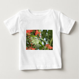 Bunter Schmetterling Baby T-shirt
