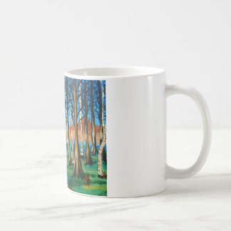 Bunter Sumpf Kaffeetasse