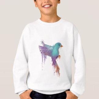 Bunter Vogel Sweatshirt