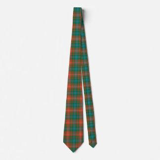 Bunter Wilsontartan-karierte Hals-Krawatte Krawatte