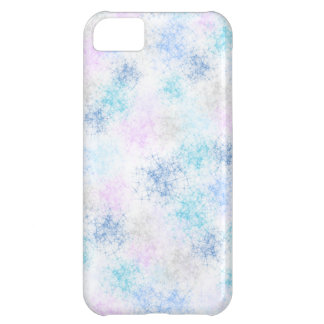Bunter Winter-Schneeflocken iPhone 5C Kasten iPhone 5C Hülle