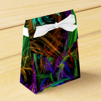 Colorful Tent Favor Box