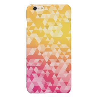 Buntes abstraktes Dreieck-Muster