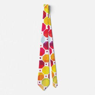 Buntes abstraktes Party Krawatte