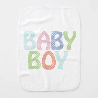 Buntes Babyboy Spucktuch