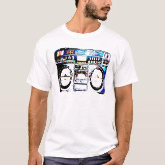 Buntes Boombox T-Shirt