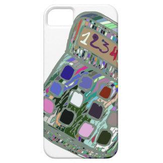 buntes calculator2 etui fürs iPhone 5