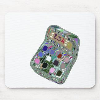 buntes calculator2 mousepad