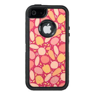 Buntes Gemüsemuster OtterBox iPhone 5/5s/SE Hülle