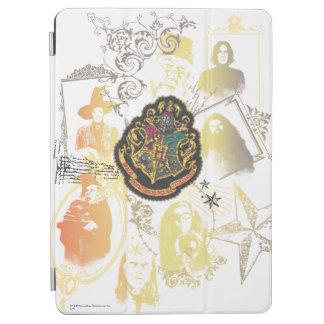 Buntes Hogwarts Wappen Harry Potter | iPad Air Hülle
