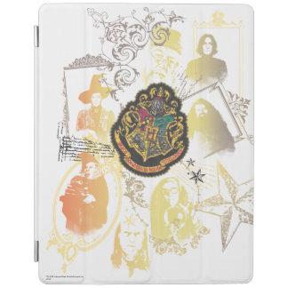Buntes Hogwarts Wappen Harry Potter | iPad Hülle