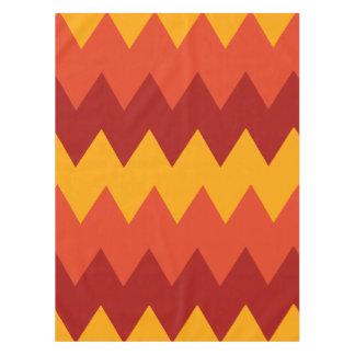 Buntes indisches Wolldecke-Muster Tischdecke