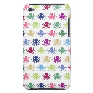 Buntes Krakenmuster iPod Touch Cover