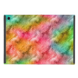 Buntes Kristallglas-Muster iPad Mini Schutzhüllen