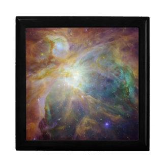 Buntes Meisterwerk durch Spitzer u. Hubble Geschenkbox