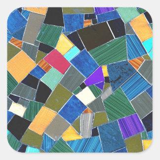 Antik fliesen aufkleber for Mosaik aufkleber