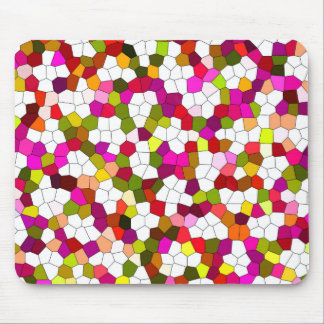 BUNTES niedliches modernes Trendy Muster Mousepads