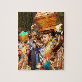 Buntes Panagbenga Festival Puzzle