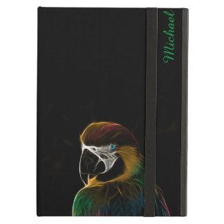 Buntes Papageien-Fraktal Digital