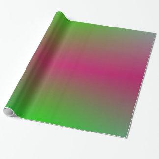 Buntes Plasma bewölkt Packpapier