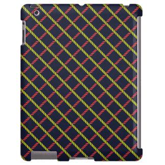 Buntes Seeseil-Muster iPad Hülle