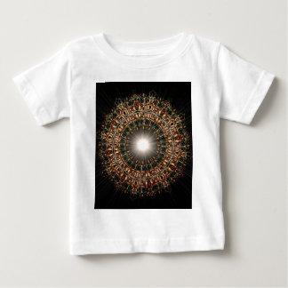Buntglas-Explosion Baby T-shirt