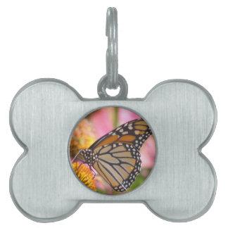 Buntglas-Flügel Tiermarke