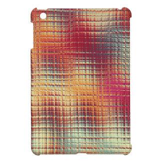 Buntglas iPad Mini Hülle