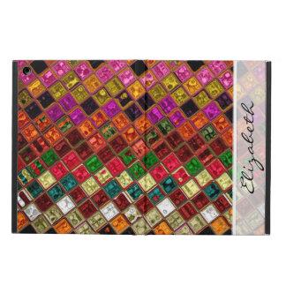 Buntglas-Mosaik-Muster #10