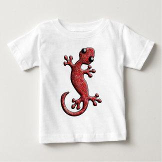 Buntglas-Rot Baby T-shirt