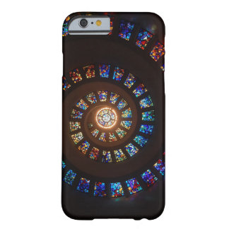 Buntglas winden sich iPhone 6/6s Fall Barely There iPhone 6 Hülle
